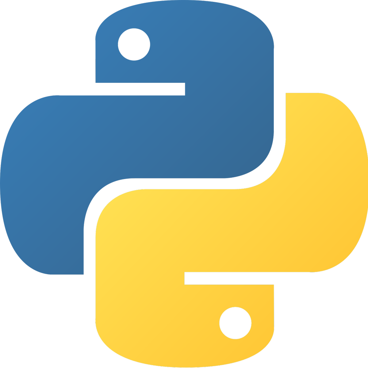 Python логотипі
