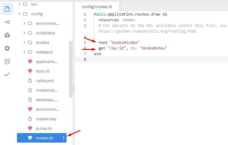 Роутер в Ruby on Rails